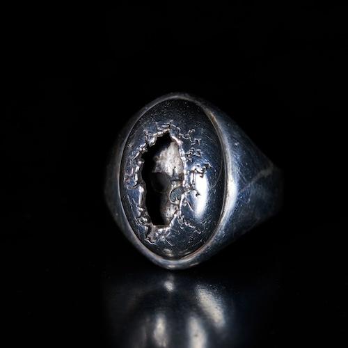 Skull regeneration of dome ring