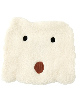 【Mogu Takahashi】POUCH fluffy dog