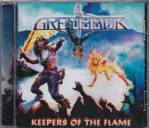 GREYHAWK 『Keepers of the Flame』