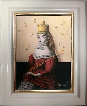 「王女に扮するアリス」   ジグレー / Limited Edition 75