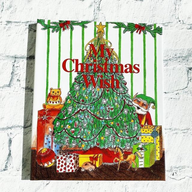 クリスマスの願い事【こども】