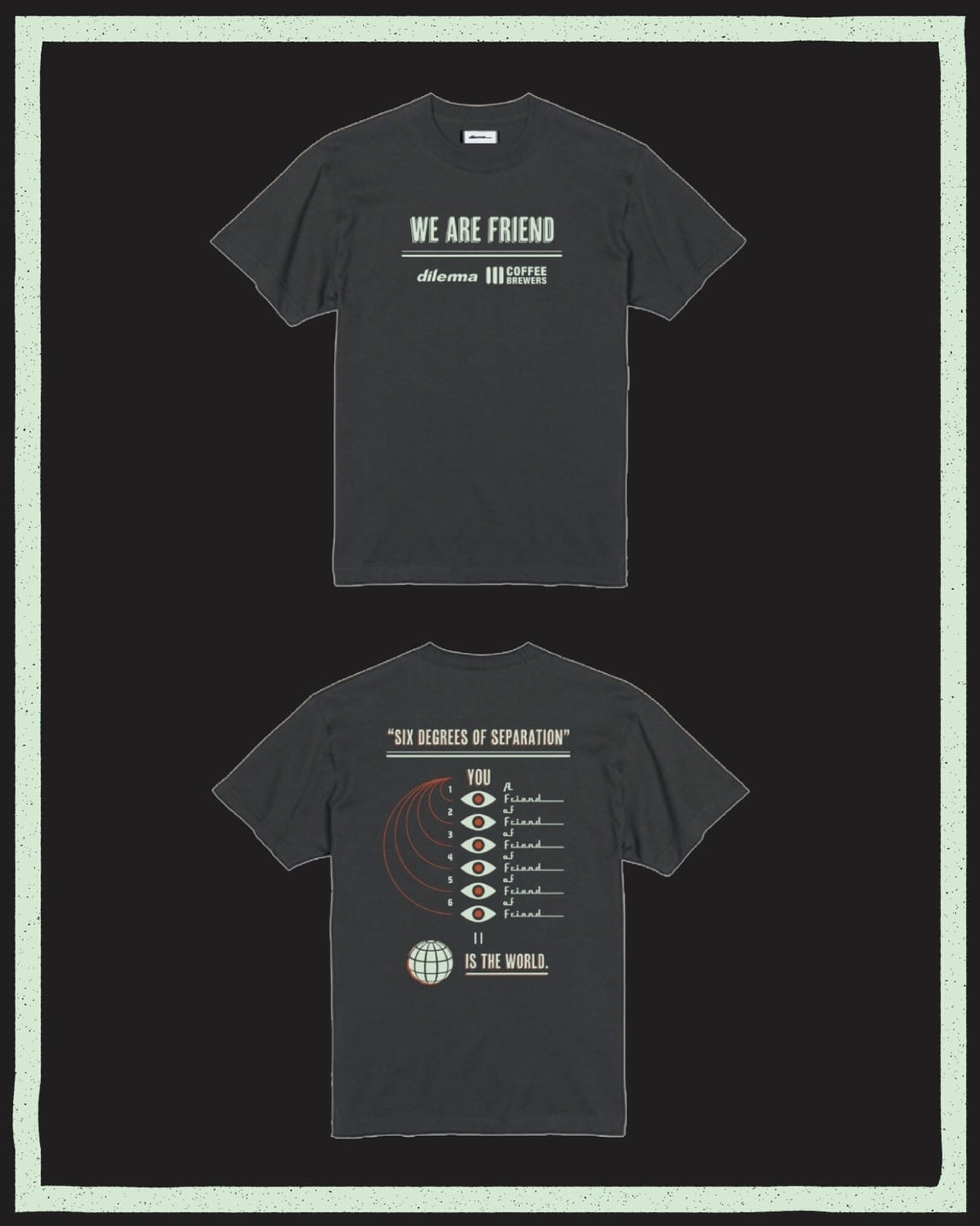 #reboot Tシャツ|dilemma