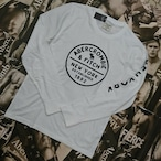Abercrombie&Fitch MENS  ロングTシャツLサイズ