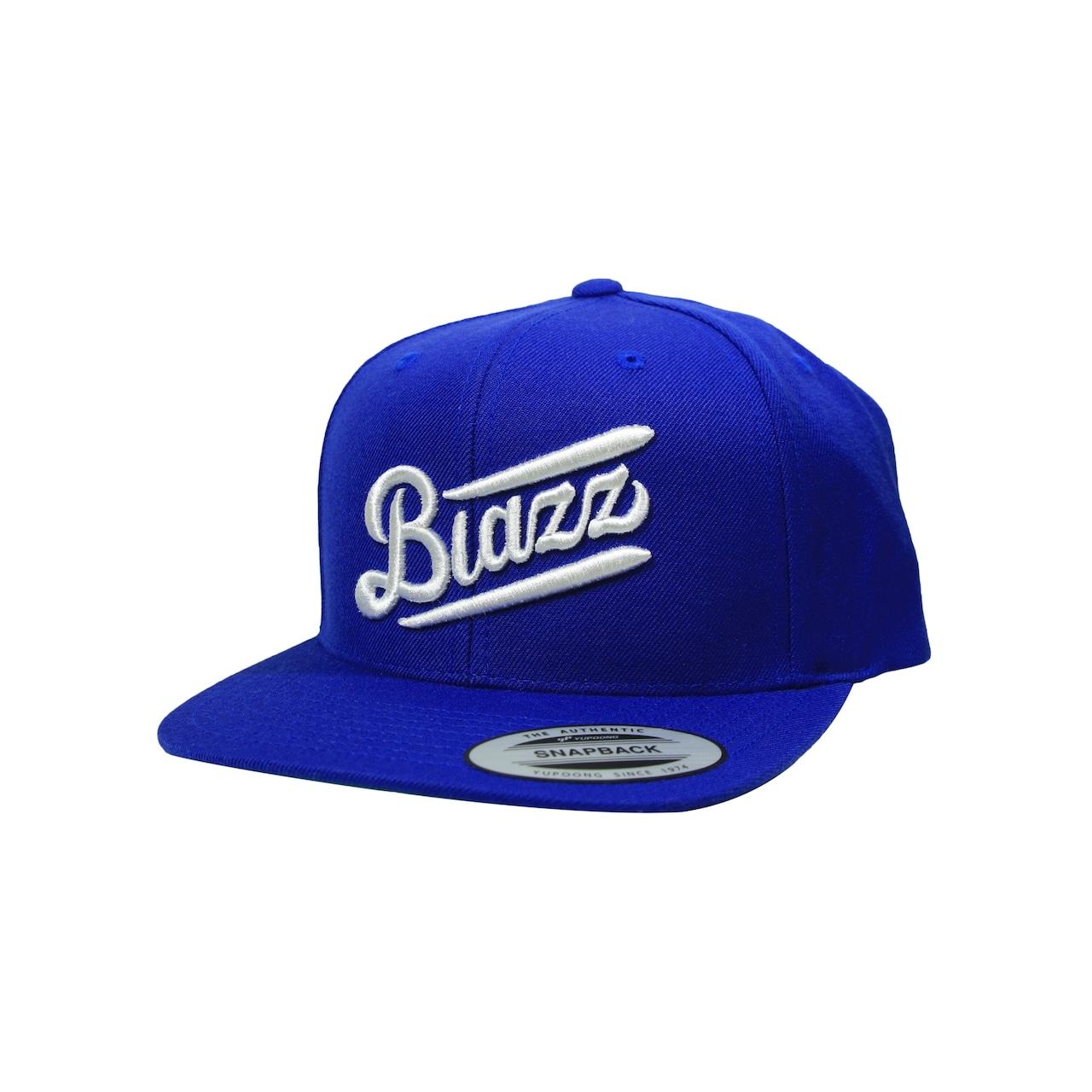 Blunt's Blazz B.B CAP 2021 [BLUE / WHITE]