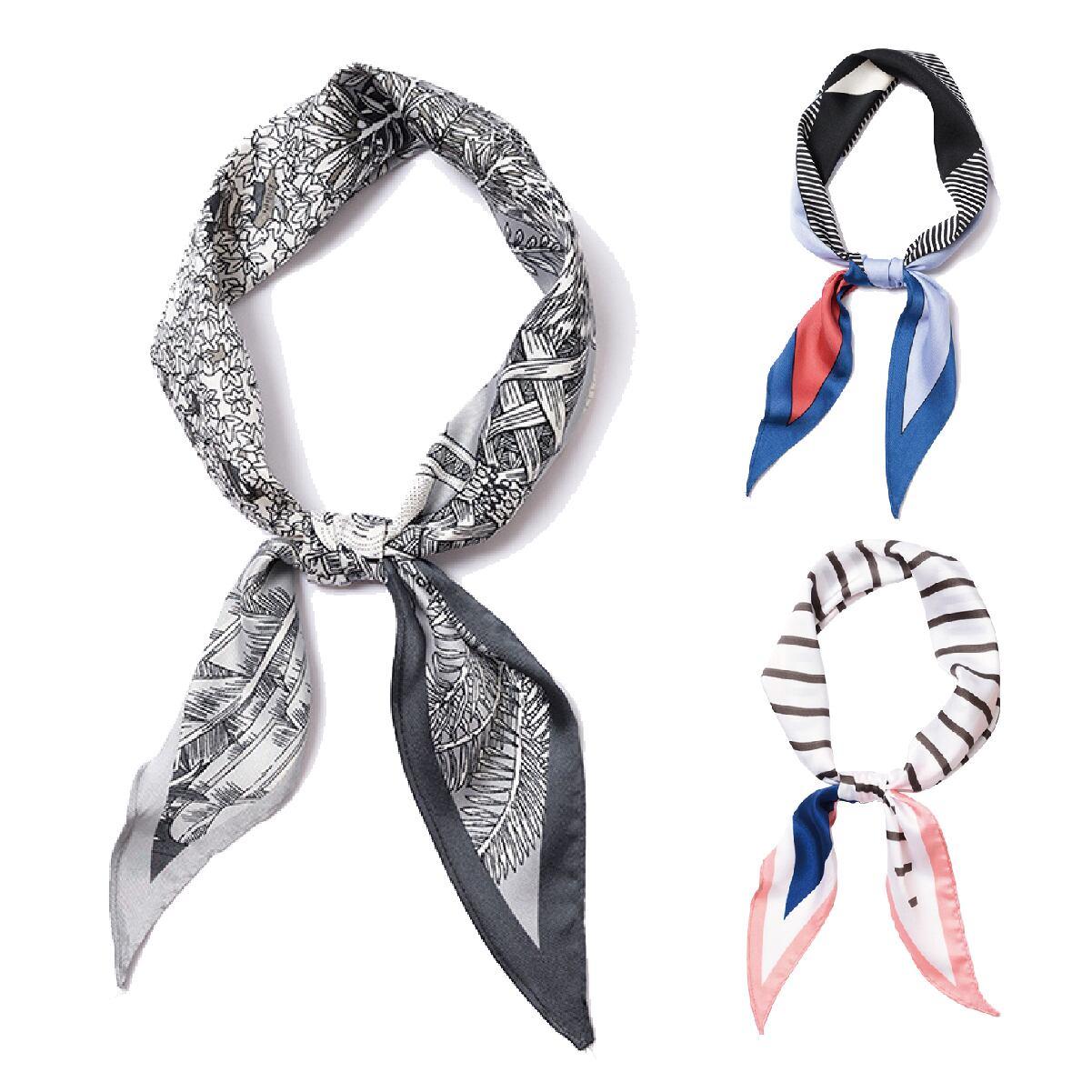 FOX FOUND ネッカチーフ ダイアモンド型 スカーフ