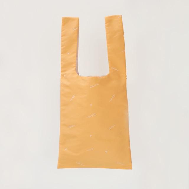 Charrm Original logo bag NO.2  -Orange