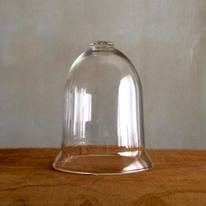 ドーム型のグラス(M) Hand-Blown Glass Dome M
