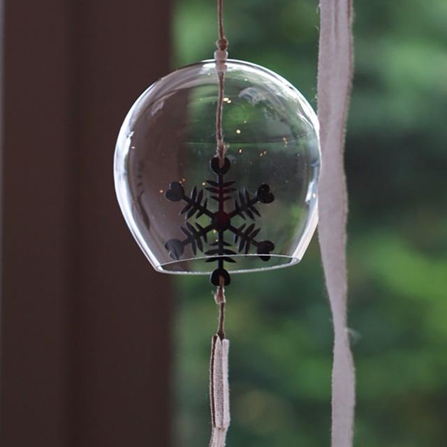 さこうゆうこ | フウリン 雪の結晶
