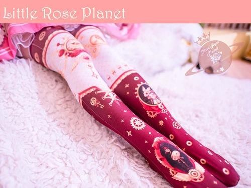 "【Little Rose Planet】秋 - ""Key of the Daydreams"" オーバーニー"