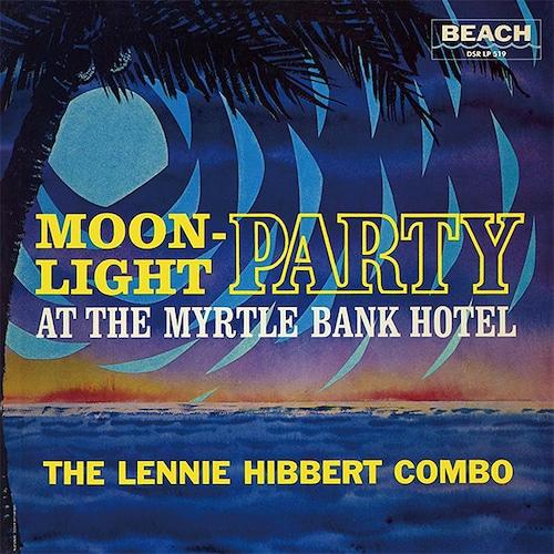 【ラスト1/LP】Lennie Hibbert - Moonlight Party