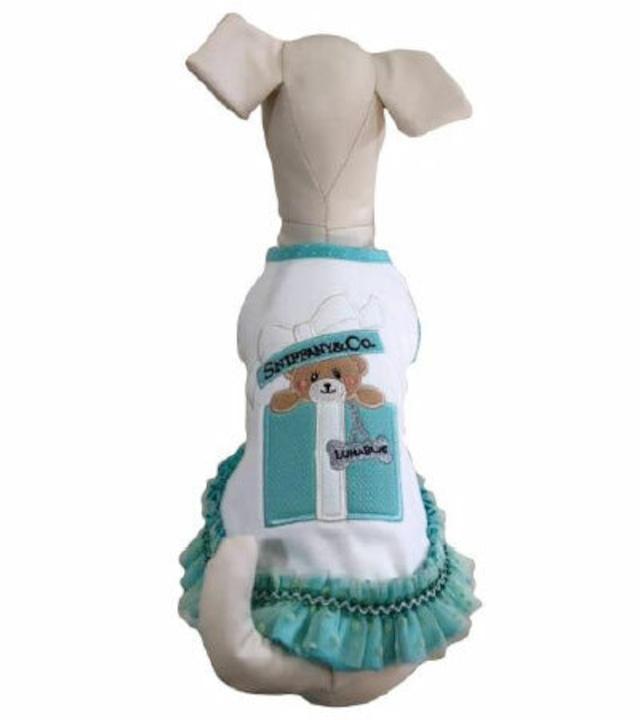 Luna Blue SNIFFANY BEAR GIFT BOX(LB-75) ドレス