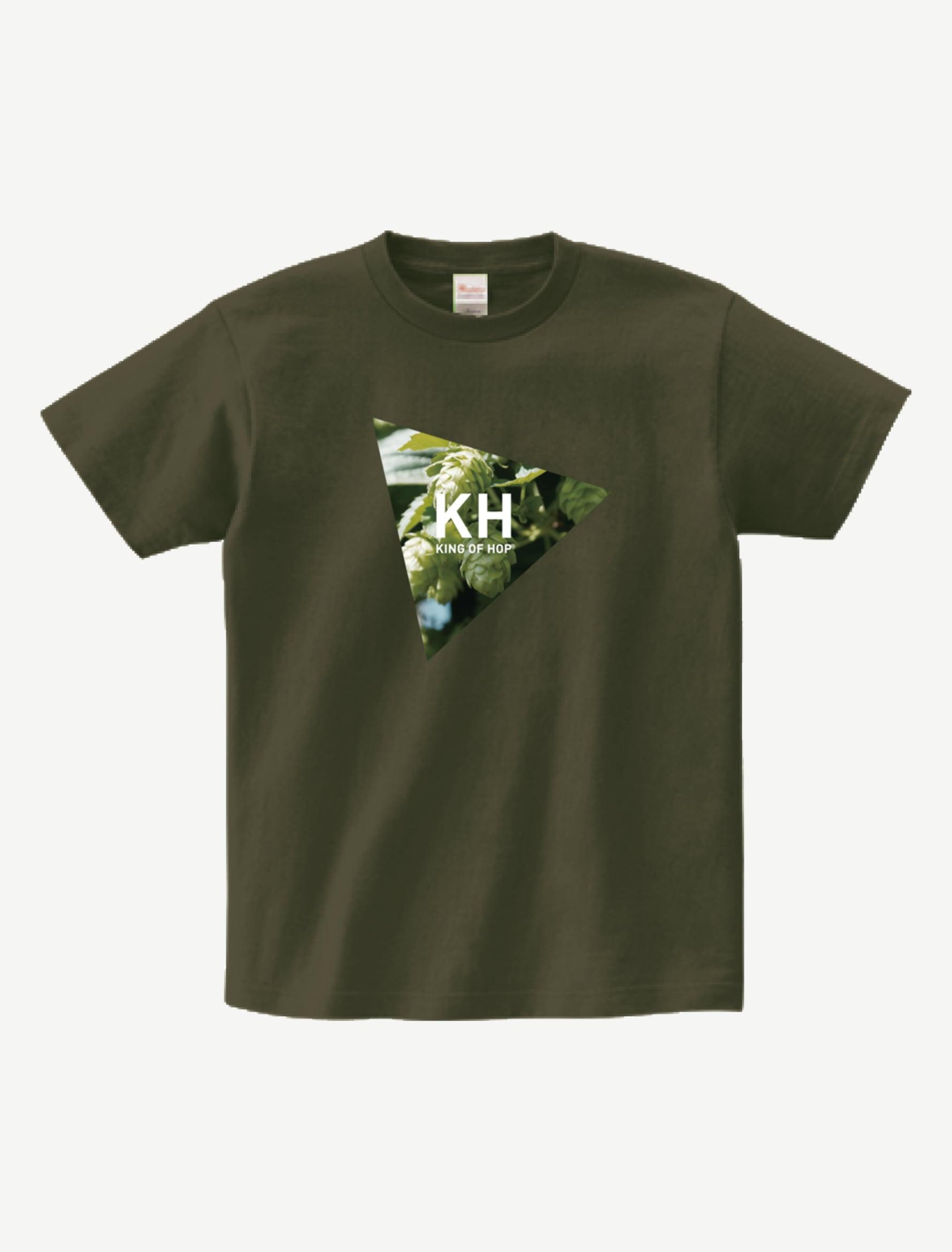 KING OF HOP TシャツKH0001ARG