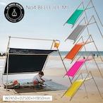 LA TENTE ISLAISE(ラタントイレーズ) No4 BELLE ILE(ベル・イル) MT テント簡単 全6色 ビーチ サンシェード 日よけ アウトドア 用品 キャンプ グッズ