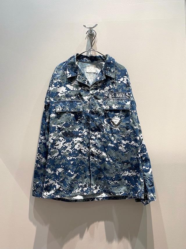 (SH021) Digital camoflage shirt