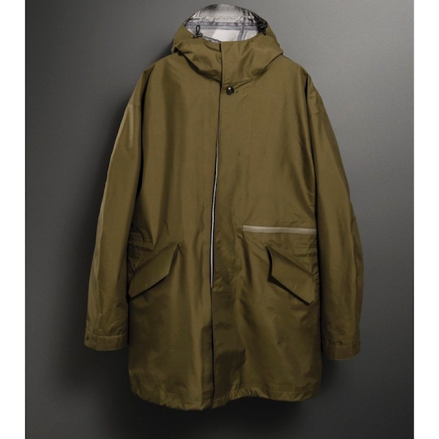 【master-piece】 PACKERS OVER COAT