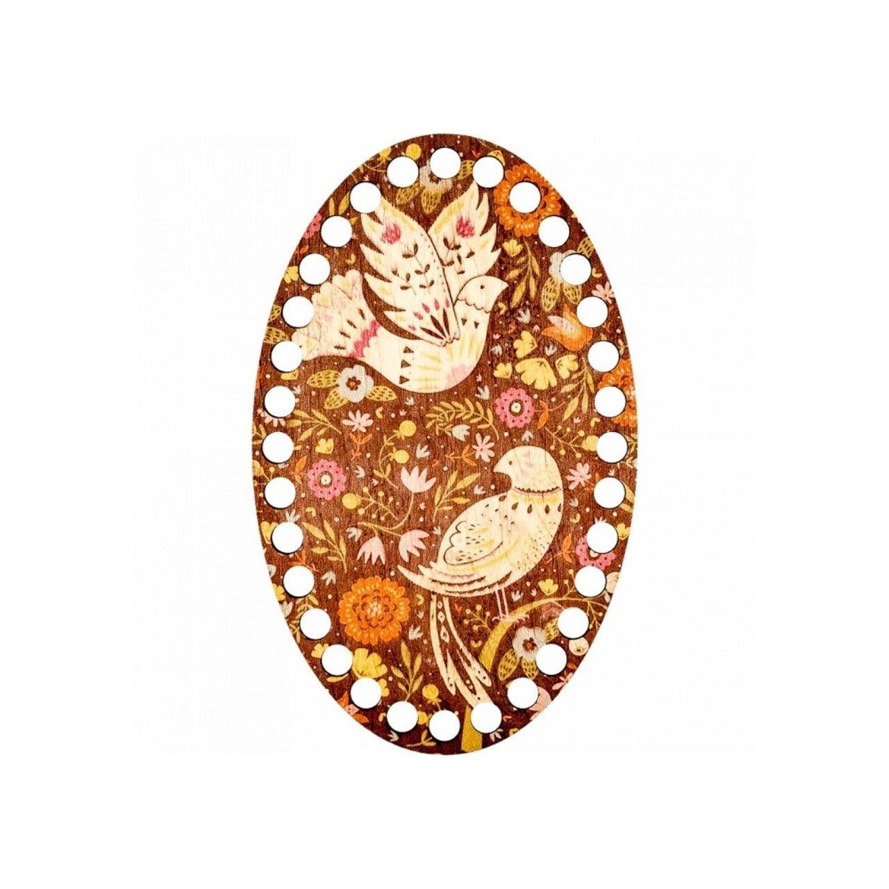 刺繍糸オーガナイザー【鳥】