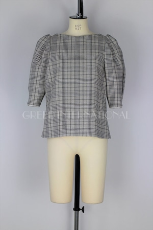 [SALE] GREED(グリード) COTTON OVER PLAID