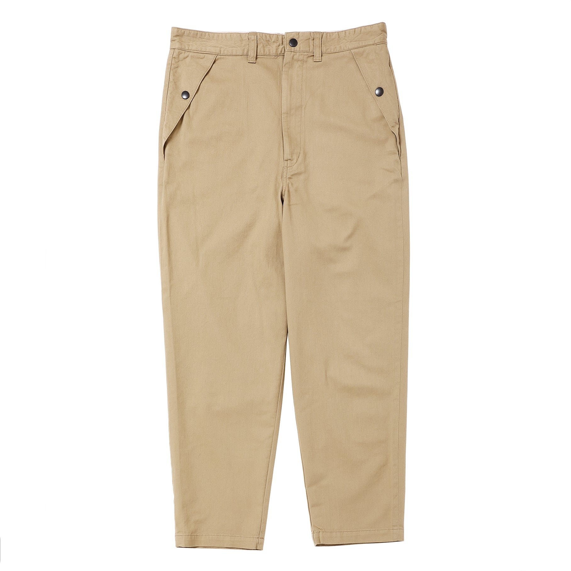 LOOSE FIT CHINO PANTS/BEIGE