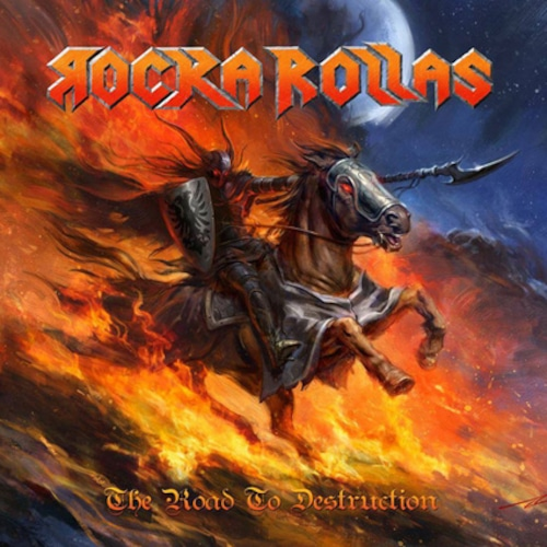 """ROCKA ROLLAS """" The Road To Destruction"""" (輸入盤)"""