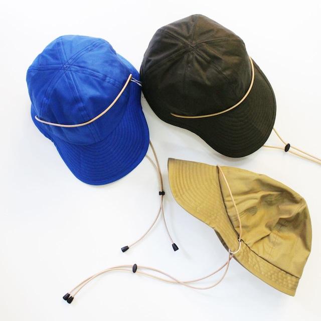 DECHO  デコー CHINCORD HAT  あごひも付きHAT 3-4SD20 メンズ・レディース兼用 帽子