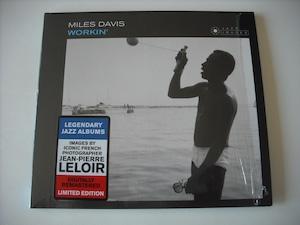 【CD】MILES DAVIS / WORKIN'