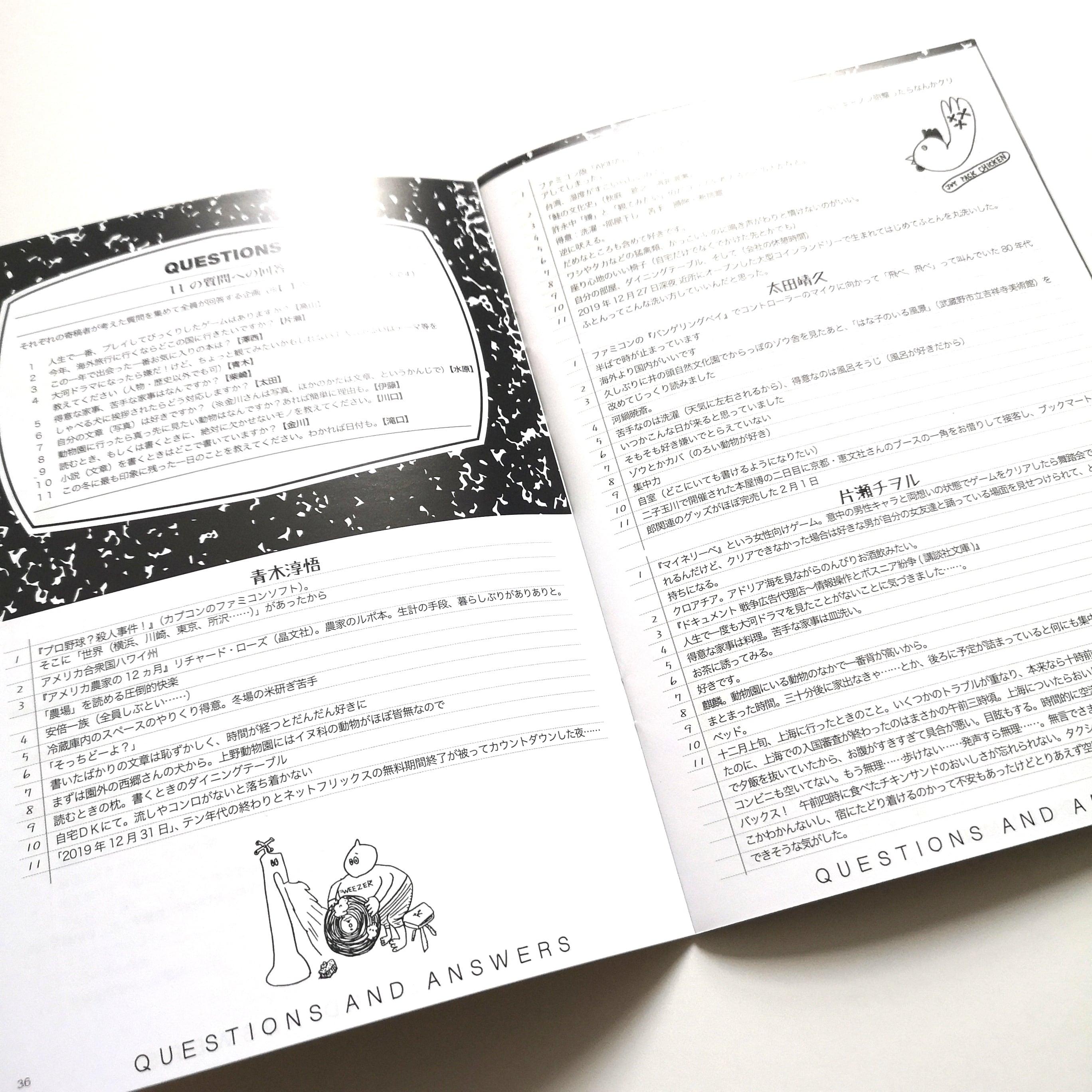 ODD ZINE Vol.4 奇妙出版社