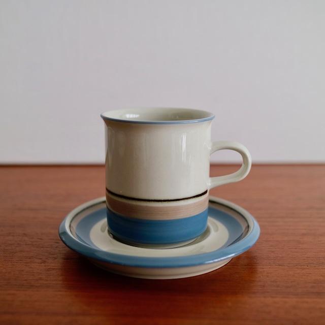 [SOLD OUT] Arabia アラビア / Uhtua ウートゥア コーヒーカップ&ソーサー B