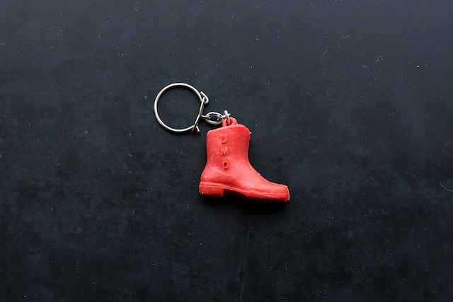 【フランス】ブーツのキーホルダー(UMO/ウモ)