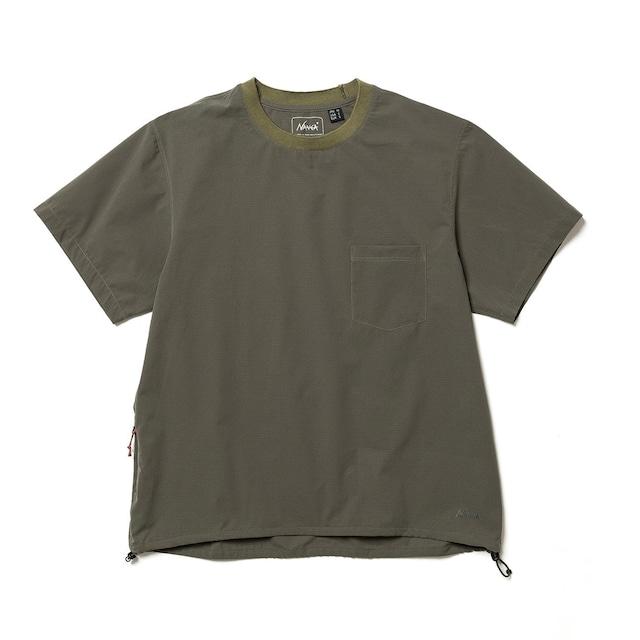 Nanga AIR CLOTH SHORT SLEEVE TEE