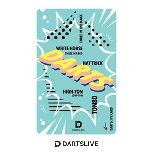 Darts Live Card [195]