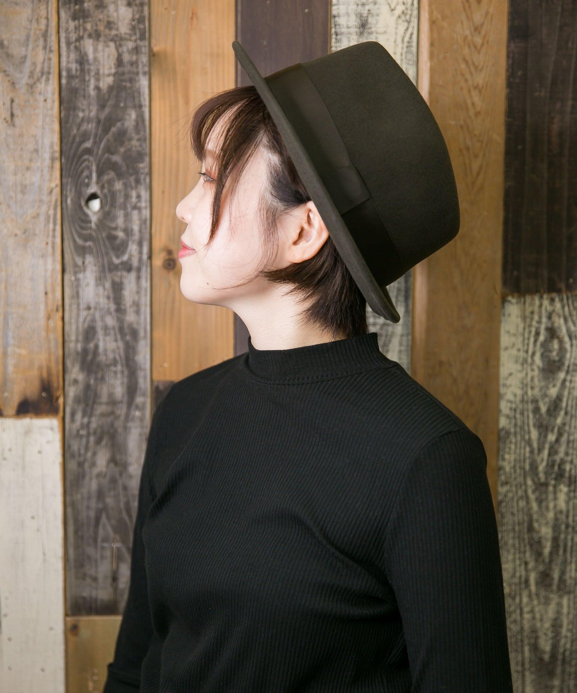 THE FELT HAT 【フェルトハット】