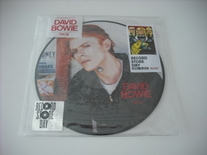 """【7"""" PICTURE DISC】DAVID BOWIE / TVC15"""