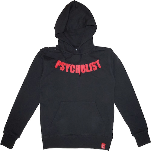 PSYCHOLIST 黒 (パーカー)