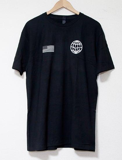 【STATE CHAMPS】Flag T-Shirts (Black)