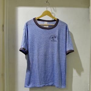 1980s Sportswear Ringer T-Shirt / 80年代 リンガー Tシャツ / トリム Tee