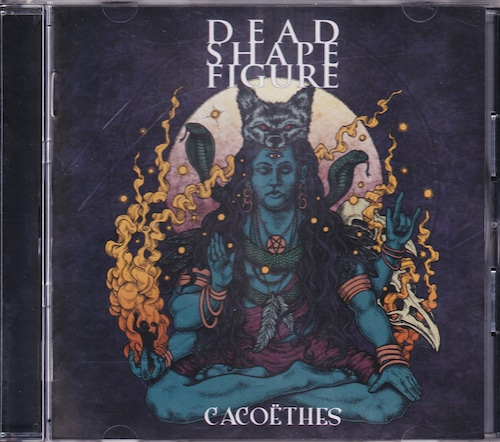 DEAD SHAPE FIGURE 『Cacoëthes (訳アリ商品: 盤面キズ多)』