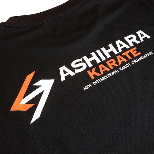 Ashihara Kaikan  芦原会館 New Logo Tシャツ Black