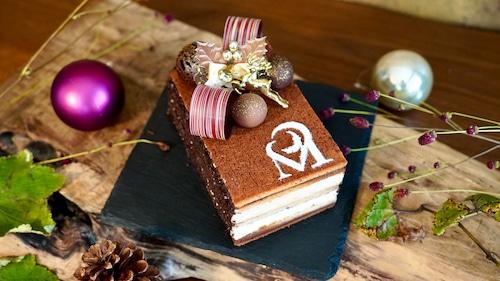 【2021年クリスマスケーキ】杉本都香咲が贈るクリスマスケーキ!マルジョレーヌ【店頭受け取りのみ】