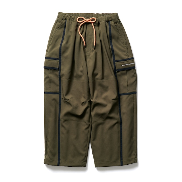 【TIGHTBOOTH】DOUBLE CLOTH CARGO PANTS
