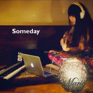 ⏬DL販売【簡易MV(mp4)文字要素なし+おまけ画像(メッセージ/簡易ジャケ)】Someday【Take One ver.2.1】