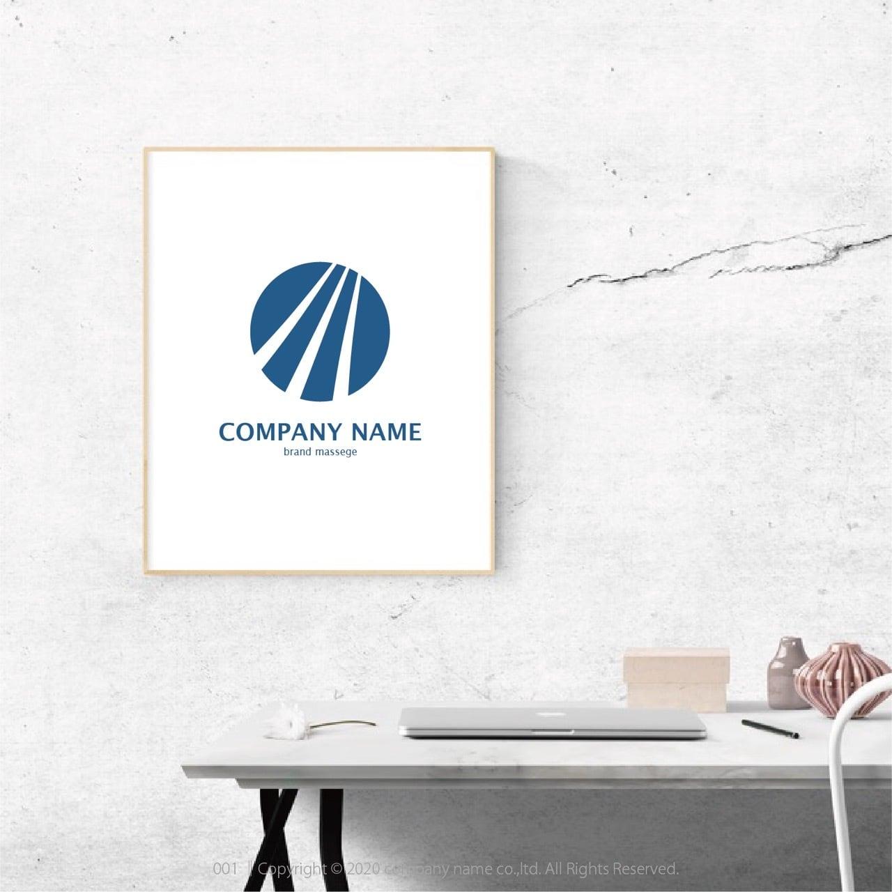 Brand Logo Mark :001