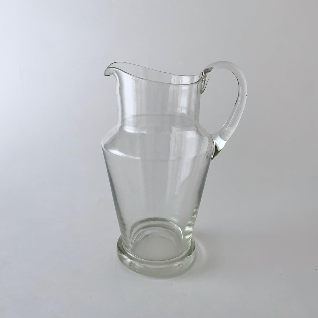 Vintage Clear jug |ヴィンテージのジャグ 5