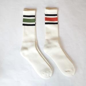 "decka 80's Skater socks  ""Japan Limited Edition"""