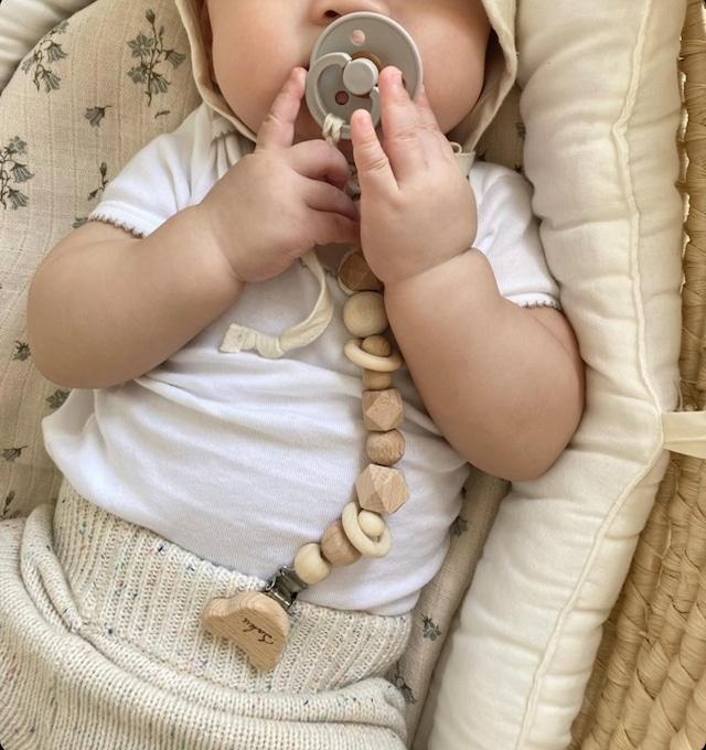 bear clip toy holder(おしゃぶりホルダー)