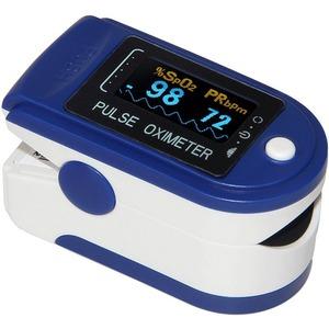感染予防!即発送パルスオキシメータ 血中酸素濃度 測定器 脈拍計 自動オフ パルスオキシメーター 早期発見 指先 看護 介護 家庭用 高性能 心拍計 小型