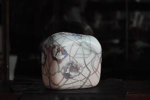 Scavo Vase by Alfredo Barbini for Barbini Murano Italy