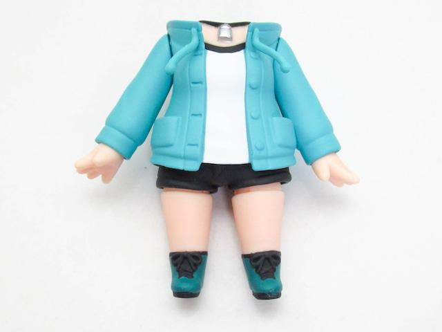 再入荷【1474】 青葉モカ ステージ衣装Ver. 体パーツ ライブ衣装 ねんどろいど