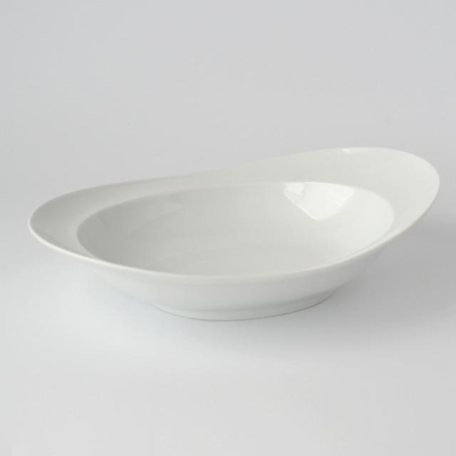 みかわちカレー皿 ブラン(化粧箱入)
