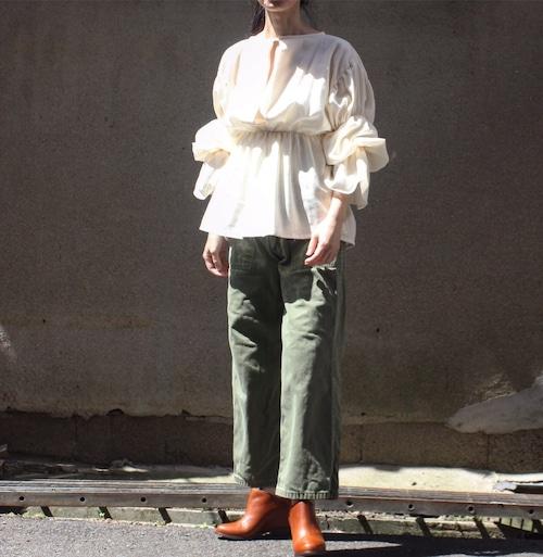 Mumeluke sleeve cotton shirts