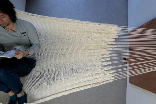 """ハンモック  """"Bed-mock""""  ( All Plain )    Size-S  (180cm)"""